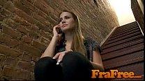 sexy amateur Alanah Rae gets fucked hard