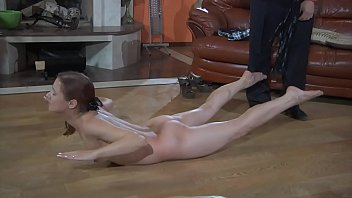 Physical exercises for the slave girl.