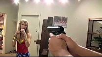 * p. Wonder Woman Goes Down Rachel James