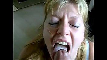 Blonde daughter sucks till dad cums 2000