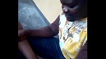 Ghetto girl from Uganda