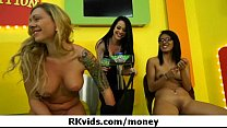 Gorgeous teens getting fucked for money 27