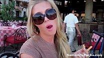 Samanthas Cabo Vacation