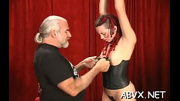 Astounding woman is testing her new sextoy