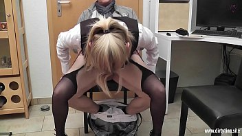 Fucking hot Secretary wants your cum
