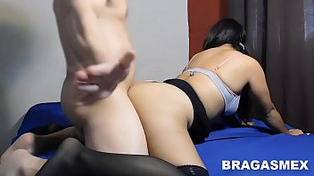 Parte 2 - culiando después de la fiesta, ella tiene un buen culo y usa tanga