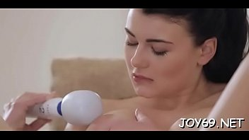 Cunning Lucy L. is sex toy her tight hole