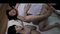 Japanese Love Story Hot Mom and Her Friend