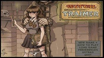 Akabur's Witch Trainer Full Playthrough Part 24