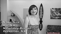 Sexy russian babe analed reamed by Rocco