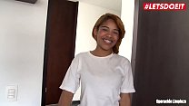 MAMACITAZ - #Nata Mendez - BBC Surprise For Ebony Latina Maid 11 min