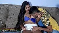 Trailler - Tigresa fodendo menstruada com novinho
