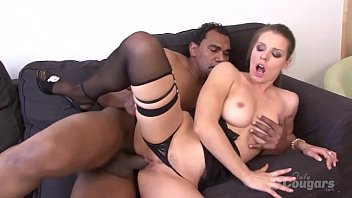 MILF Monalee Gets A Messy Anal Creampie
