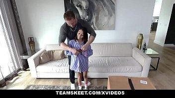 ExxxtraSmall - Package Guys Gets To Fucks Petite Jasmine Grey 10 min