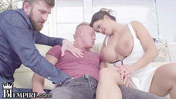 BiEmpire Horny Couple Shares Daughter's Hot Boyfriend