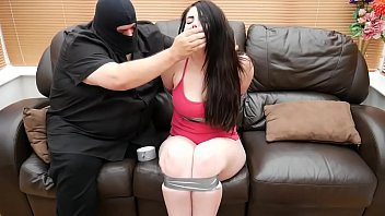 Kyla actress tapped and gagged