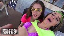 Share My BF - (Anya Olsen, Kimmy Granger) - Two Bikini Babes Share a Boyfriend - MOFOS