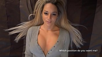 Stepsister dry humps step brother to pay her debt