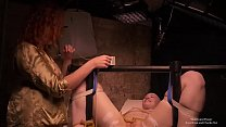 Eryn Rose First Enema Inflation Part 1 of 3