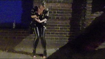 This d. Blonde Chick Was Completely HELPLESS