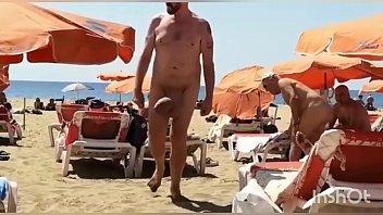Dotadao nudismo praia