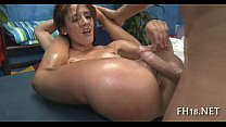 Sexy 18 year old gril gets fucked hard