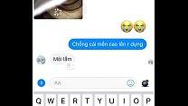 Vietnamese video call teenager masturbate