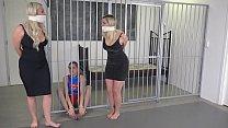 Penny Lee, Bad Dolly & Violet Haze Supergirl Captured