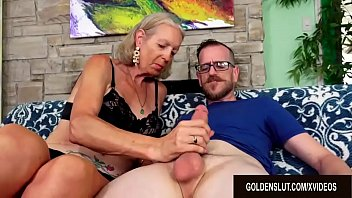 Tall Granny Super Sexy Has Her Tight Asshole Reamed by a y. Guy 8 min