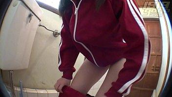 Toilet Cam HD: Gym Girl
