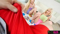 Bratty Sis - Fun, Games, And Facials! S10:E10