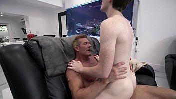 FamilyDick - Stepdad Pounds His Boy's Asshole During A Nostalgic Bonding Moment