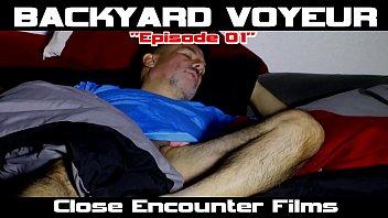 PROMO - Backyard HIDDEN SURVEILLANCE Voyeur - Episode 01 - PROMO