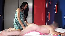 Huge Dicked Ladyboy Polla Massages A Guy