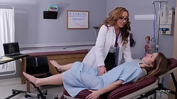HUSTLER Lesbian MILF Doctors With Richelle Ryan and Paige Owens 60 sec