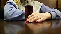 seduced Mature in a restaurant and fucked her in a hotel