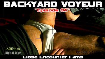 PROMO - Backyard  HIDDEN SURVEILLANCE Voyeur - Episode 04 - PROMO