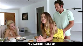 Teen Step Daughter Can Be Family Fucked By Step Dad Whenever He Wants After Mom Cheats