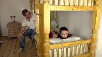 MILF Sophia Smith Slutty Babysitter Bound and Cleave Gagged