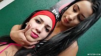 Instagram Girls' Game - Marcela and Adriana definitely will stay in your memory for a long time