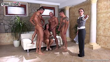 GangBang melone challenge part 3