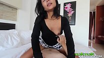 TUKTUKPATROL Asian Lets Foreign Dick Pound Her Hairy Pussy