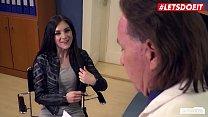 LETSDOEIT - Hot Babe Lullu Gun Fucks At Interview To Get Her Favorite Job