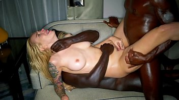 BLACKEDRAW She was in the mood for something better than white BF
