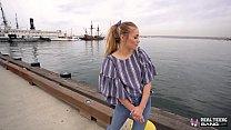 Real Teens - Blonde Colorado Teen Scarlett Fall Gets Fucked