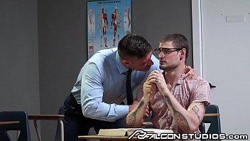 FalconStudios - The Slutty Professor Scene 2: Justin Brody & Bruce Beckham