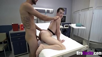 Brother With Broken Hand Still Ready To Give Elder Bro Handjob