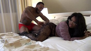 Nikki Lately thick curvy getting pounded by a big monster dick!