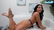 Camsoda - Morgan Lee Asian Hottie Masturbating on webcam