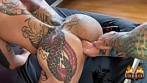 Teddy Bryce gets double fisted by Cory Jay in Pound Cake for Studfist